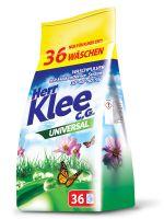 Универсальный стиральный порошок 3кг. Мешок. 36 стирок. Herr Klee C.G. Universal 4260353550911