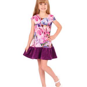 Платье для девочки коллекция Праздничный вечер