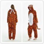 Пижамы Кигуруми для взрослых НОВЫЙ ТИГР Y0062