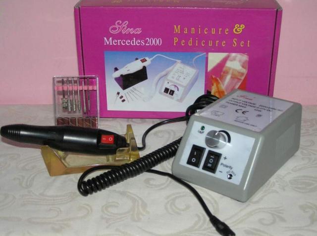 Аппарат для маникюра mercedes 2000