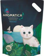 """Наполнитель для кошачьего туалета """"AromatiCat"""" Силикагелевый Классика 10л АС110"""