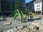 производство детских спортивных площадок тренажеров для дома