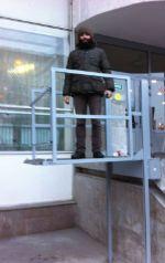 Вертикальный подъёмник