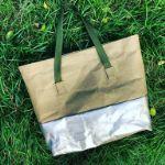 сумки из моющегося крафта