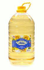 Подсолнечное масло РДВ Жемчужина Поволжья с НДС наливом и бутылки
