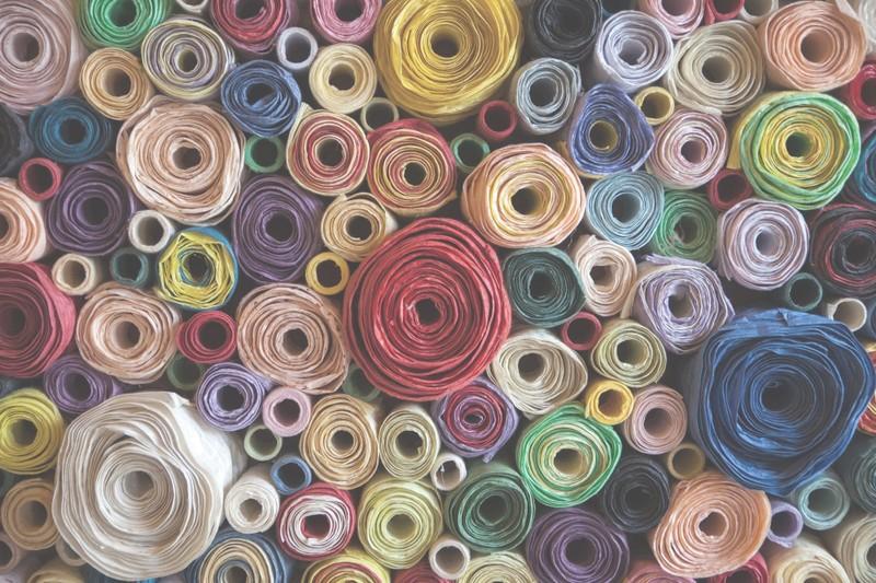 Оптово-розничный склад ткани, фурнитуры и интернет-магазин