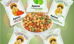 Производство тм Golden Nuts