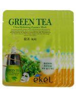 Маска для лица Green Tea EKEL