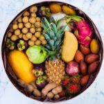 свежие фрукты и фруктовый полуфабрикат, заморозка Таиланд