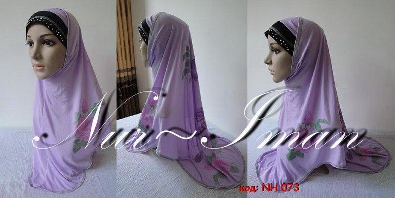Как сшить султанки хиджаб 87
