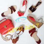 Смотрите летнюю коллекцию женской обуви на нашем сайте