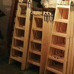 производство деревянных стремянок