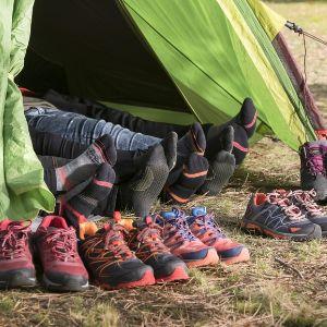 Обувь для активного отдыха испанской компании Chiruca. Мембрана Gore-Tex, подошва Vibram.