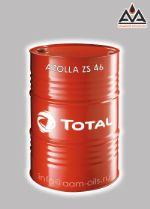 Гидравлическое масло Total AZOLLAZS 46 208 л