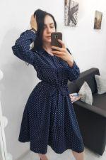 Платье Nasty (Арт. R49) сини