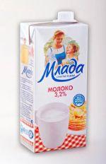 Молоко Млада 3,2%