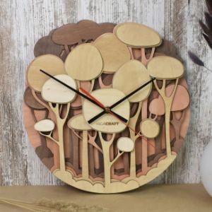 Часы настенные «Лес»