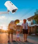 системы видеонаблюдения и охраны, домофоны