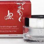 СКИДКА 40%  Коллагеновая маска Jericho Premium