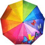 Зонт женский, полуавтомат Diniya 888 888