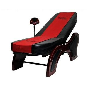 Массажная кровать А-810. В основе работы массажной кровати А-810 лежит микрокомпьютер, который координирует все ее действия. «Умная» система A-810 поддерживает множество эффективных программ массажа.