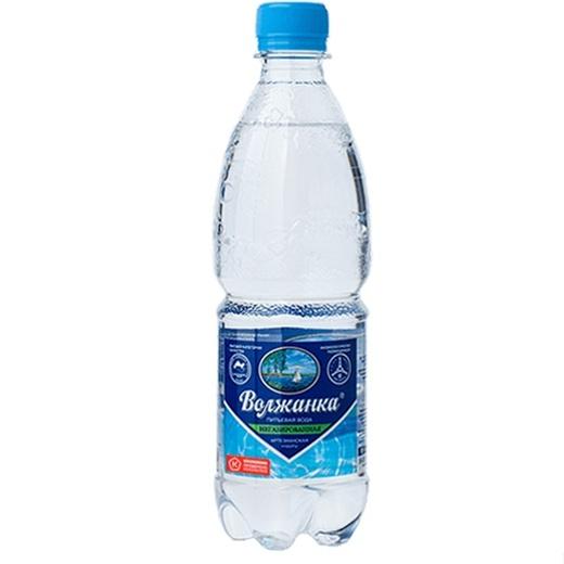 Вода Волжанка б/г 0,5