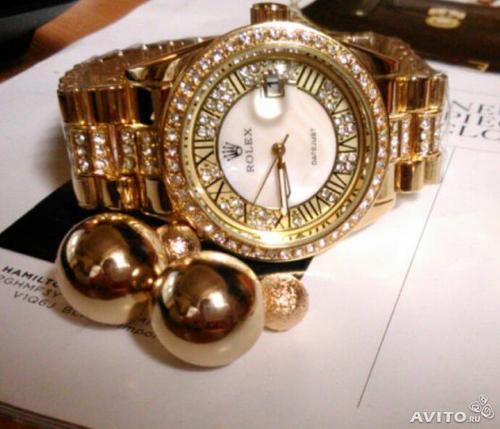 Часы Dior, женские наручные часы Кристиан Диор, копии