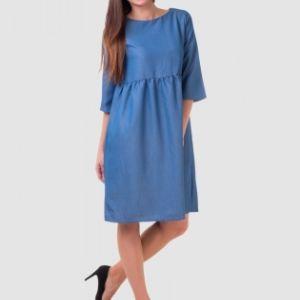 Платье Амалия оптом по низкой цене. Материал: вискоза, состав: 100% вискоза. Цена производителя. Все в наличии на складе.  Широкий выбор, спеши купить! Фабрика Надежда.