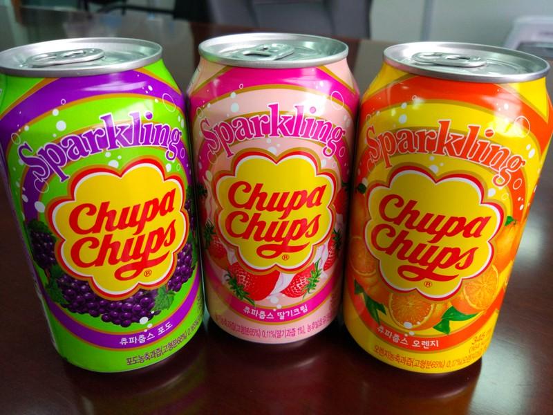 Напитки Chupa-Chups