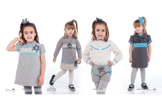 5bfc2a3f4 ... Детская модная одежда опт Babine. Предметы одежды из натуральной ткани  украшает ручная работа: вышивки ...
