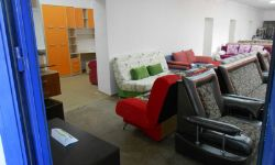 Корпусная и мягкая мебель
