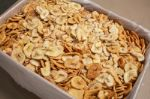 Банановые чипсы— Филиппины— коробка 6,8кг R0979