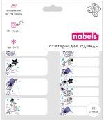 Стикеры для одежды nabels стирка до 90 градусов 15634-1246