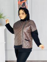 Куртка под Италию Madam maxi 0011 0011