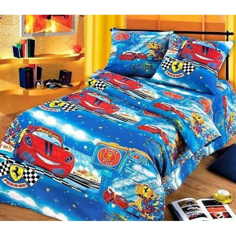 Купить оптом ткань бязь для постельного белья