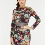 """Платье """"Мати"""". Платье из трикотажного полотна, состав 30% вискоза 70% п/э, размеры 42-52"""