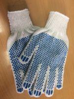 производство перчаток х/б с ПВХ