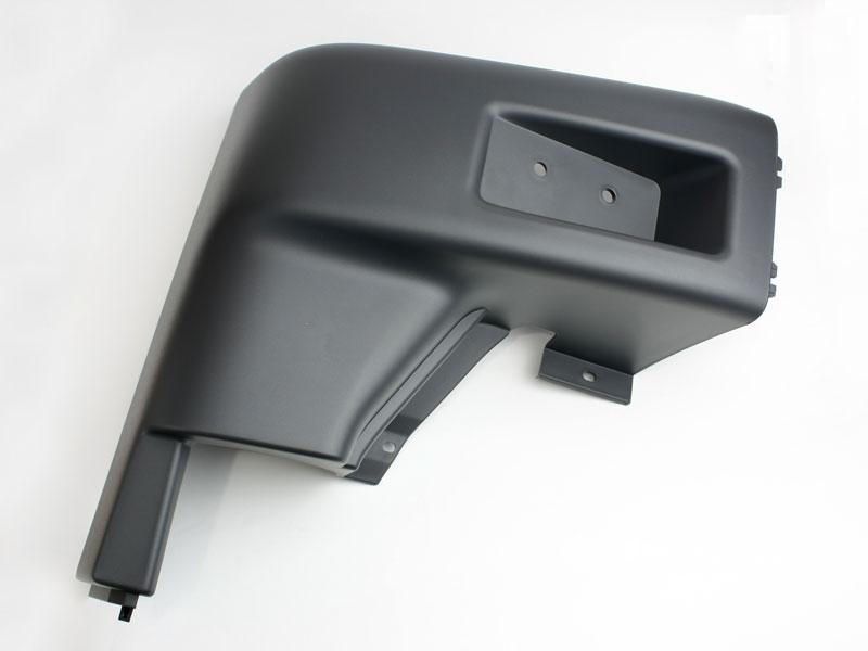 Боковина заднего бампера правая Моторъ