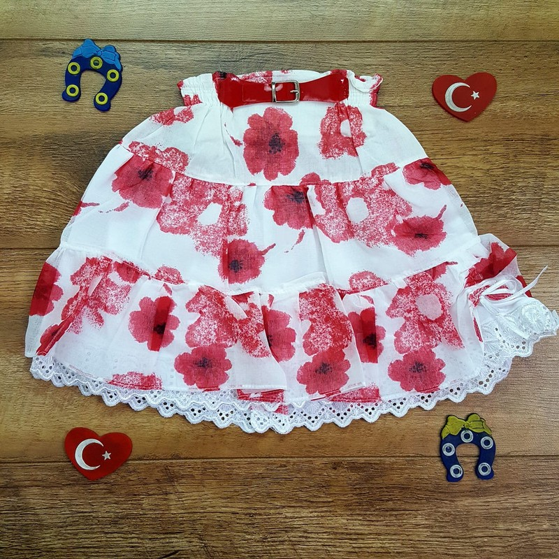 Юбочки легкие Турция ю008