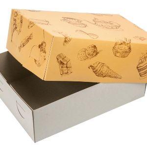 Коробка для кондитерских изд.