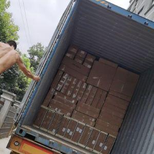 Загрузка контейнера (мебель), контейнерная перевозка