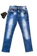 Брюки джинсовые для подростков 6148