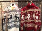 новогодние свитеры оптом