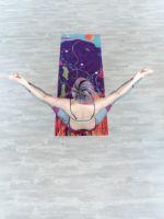 Коврик для йоги Your Yoga Octopus