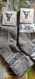 Носки шерстяные Тодоймс