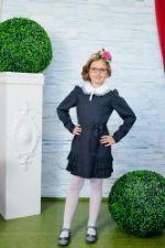 Платье школьное для девочек 2571