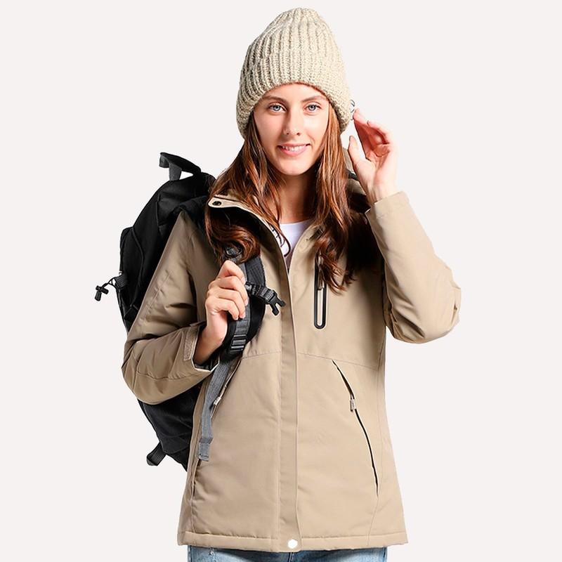 Куртка Cewear Optima бежевая