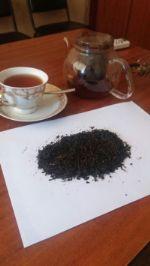 листовой и гранулированный чай из Казахстана оптом