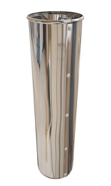 ОБОЛОЧКА ИЗОЛИН ZNC/ALC/SSC. Формованное металлическое  покрытие, представляющее собой готовое к монтажу изделие прямолинейной формы с одним продольным и двумя поперечными зигами, отверстиями под крепеж и необходимым количеством саморезов. Изготавливается из трех видов металла.