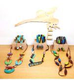 испанская дизайнерская бижутерия, сумки, эспадрильи